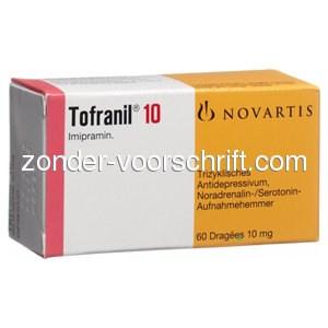 Tofranil Kopen Zonder Recept