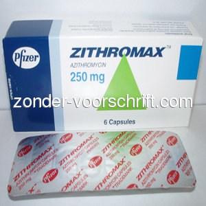 Zithromax Kopen Zonder Recept